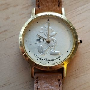 Vintage Disney Mickey Mouse watch